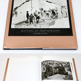 Henri Cartier-Bresson:Masters of Photography