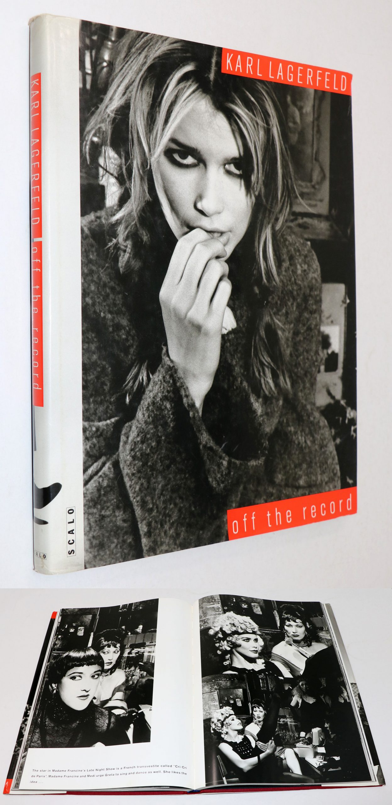 Karl Lagerfeld:Off the Record