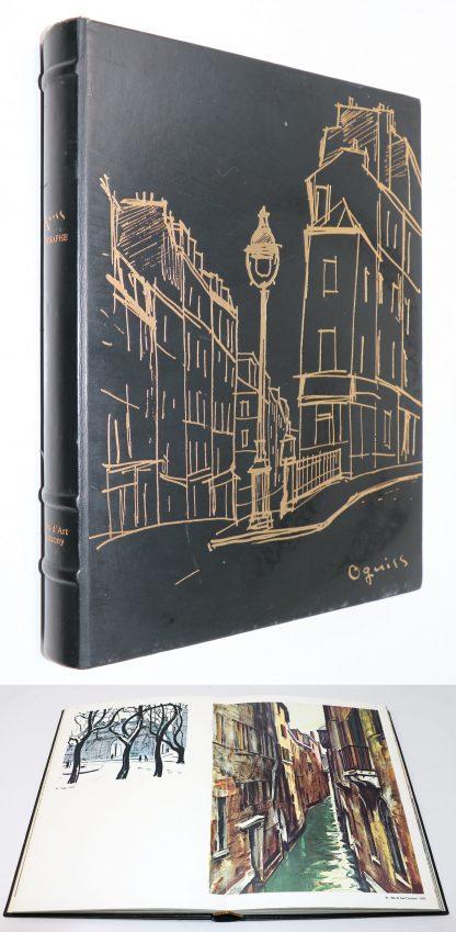 OGUISS  Lithographe オギス リトグラフ 1967-1981