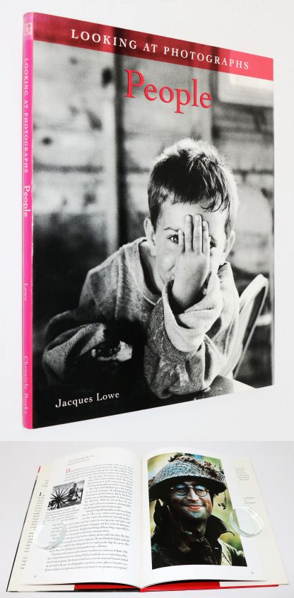 Jacques Lowe:Looking at Photographs People