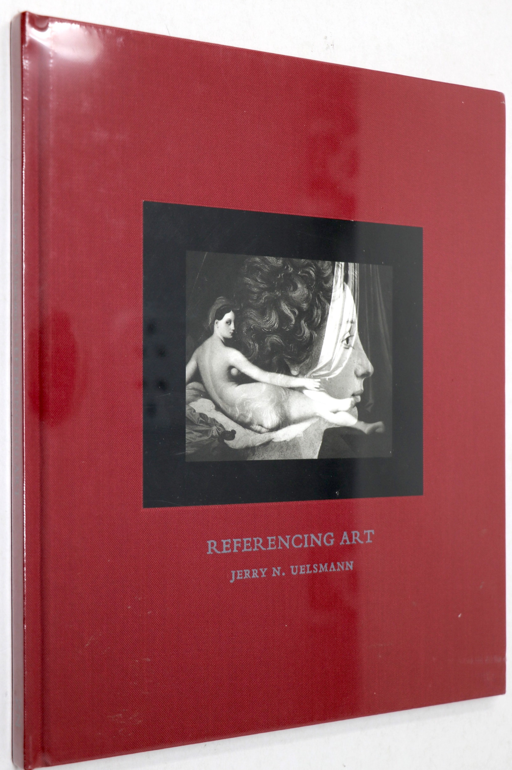 Jerry Uelsmann:Referencing Art