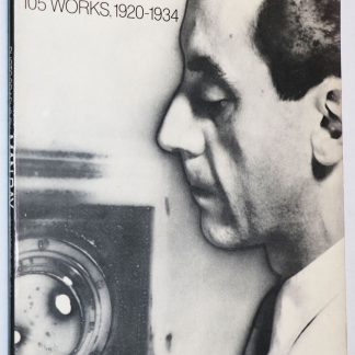 Photographs by Man Ray 105 Works 1920-1934