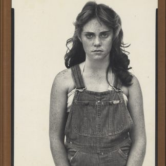 RICHARD AVEDON: IN THE AMERICAN WEST [SIGNED]