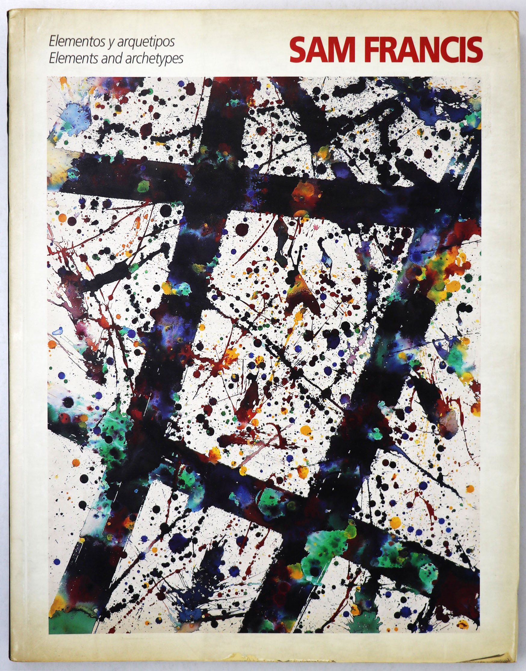 Sam Francis: Elements and Archetypes