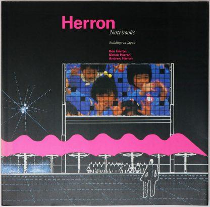 Herron Notebooks. Buildings in Japan