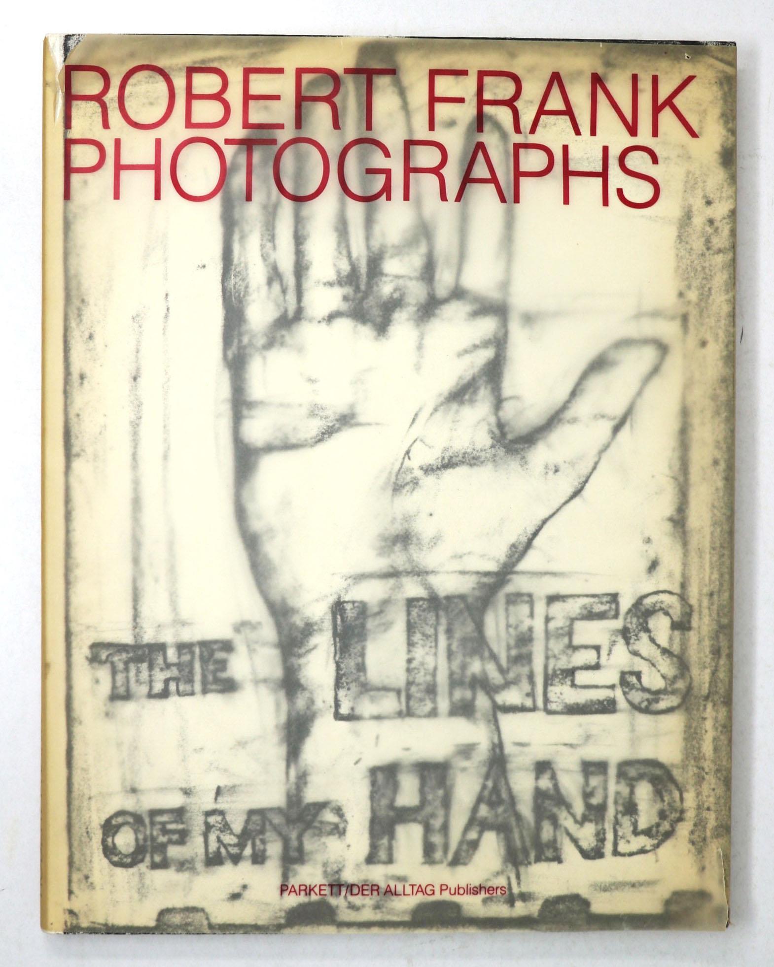 Robert Frank: Lines of My Hand