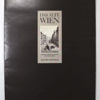 Das alte Wien