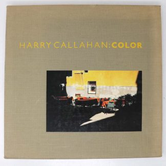 Harry Callahan: Color 1941-1980