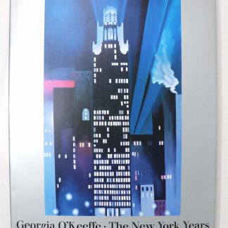 Georgia O'keeffe: The New York Years