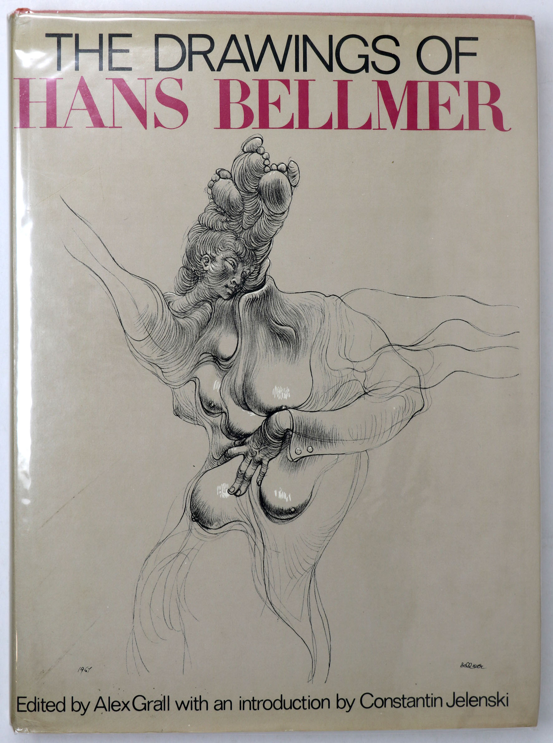 Hans Bellmer: The Drawings of Hans Bellmer