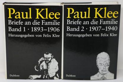 Paul Klee: Briefe an die Familie 1&2 2冊
