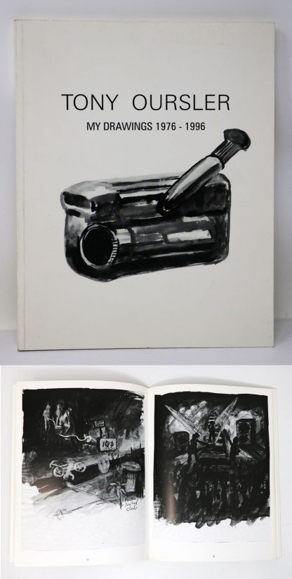 TONY OURSLER : MY DRAWING 1976-1996