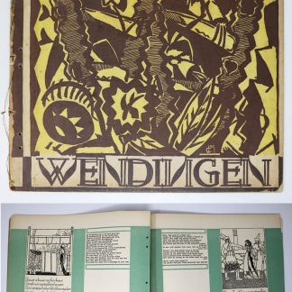 Wendingen:Series3 1920 no.5:Art from Hungary