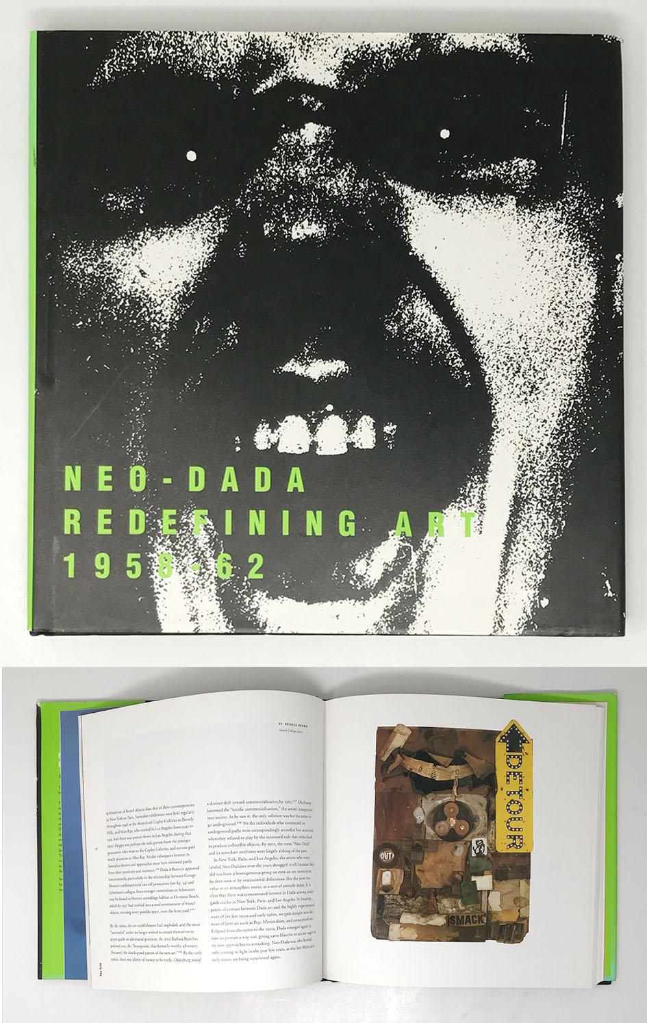 Neo-Dada: Redefining Art 1958-62
