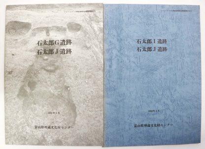 ジャパンエキスポ関連遺跡群発掘調査報告書 1・2 2冊一括