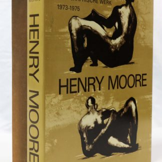 Henry Moore: Catalogue of Graphic Work Volume II 1973-1975