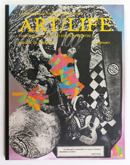 ART/LIFE Communication for the creative mind. Volume10-Number1
