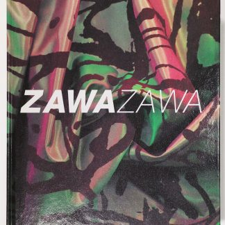 ヌノヌノブックス ザワザワ ZAWAZAWA
