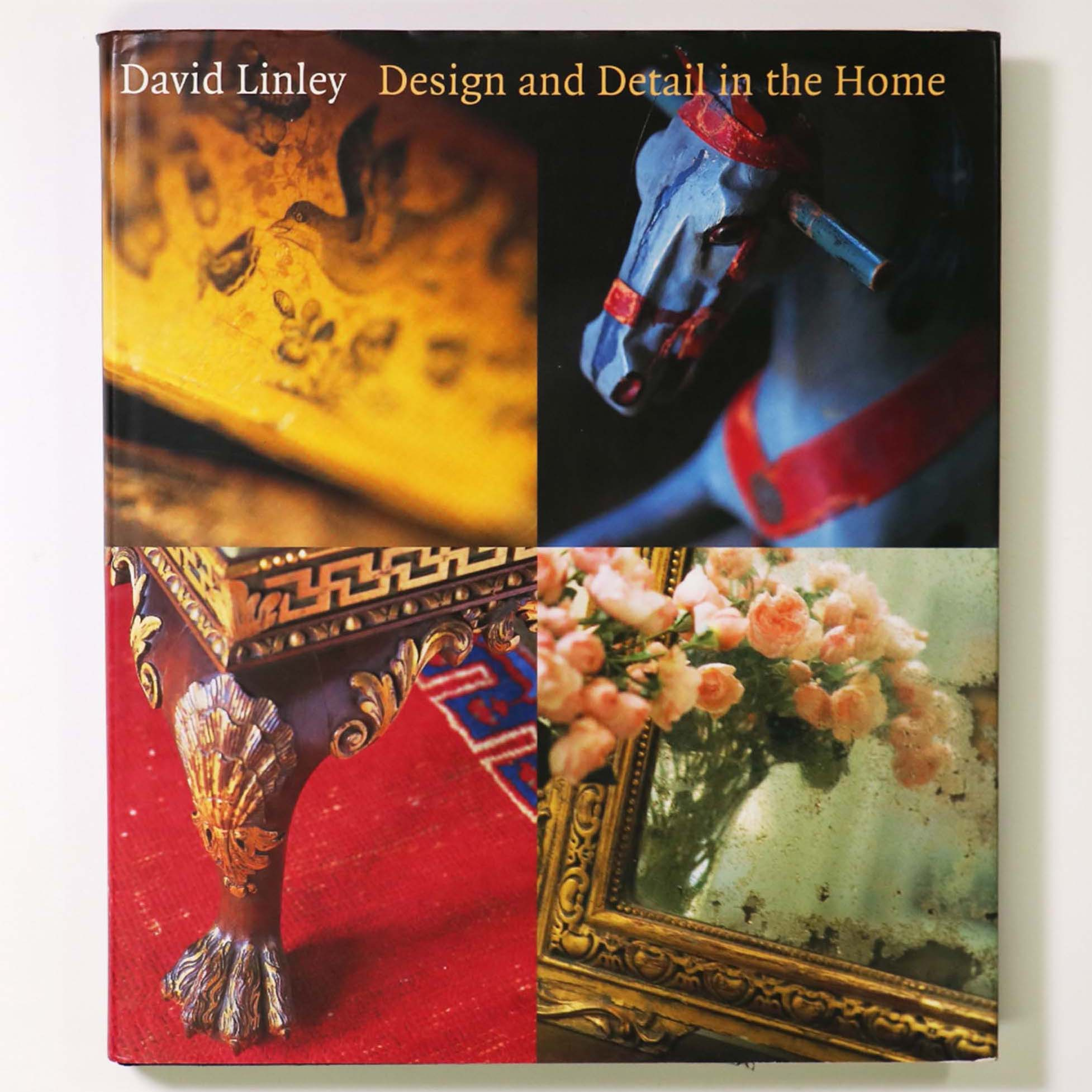 David Linley: Design and Detail in the Home