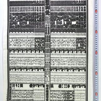大相撲番付表 平成14年九州場所 横綱 貴乃花光司 武蔵丸光洋