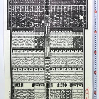 大相撲番付表 平成6年春場所 曙太郎 若ノ花勝 貴ノ花光司