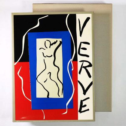 Verve: The Ultimate Review of Art and Literature (1937-1960)