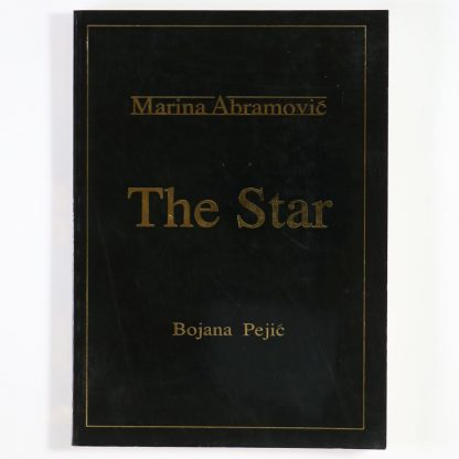 Marina Abramović: the star