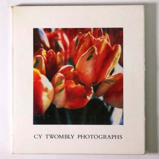 Cy Twombly Photographs