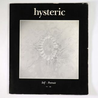 hysteric NO.2 1991 Self-Portrait