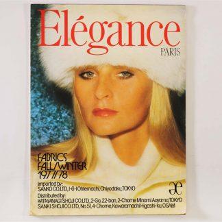 Elégance Paris Fabrics Fall/Winter 1977/80
