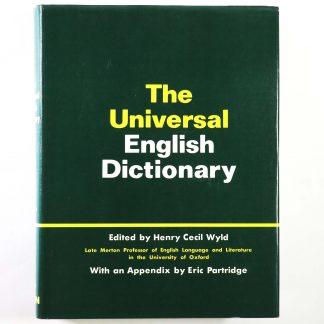 The Universal English Dictionary