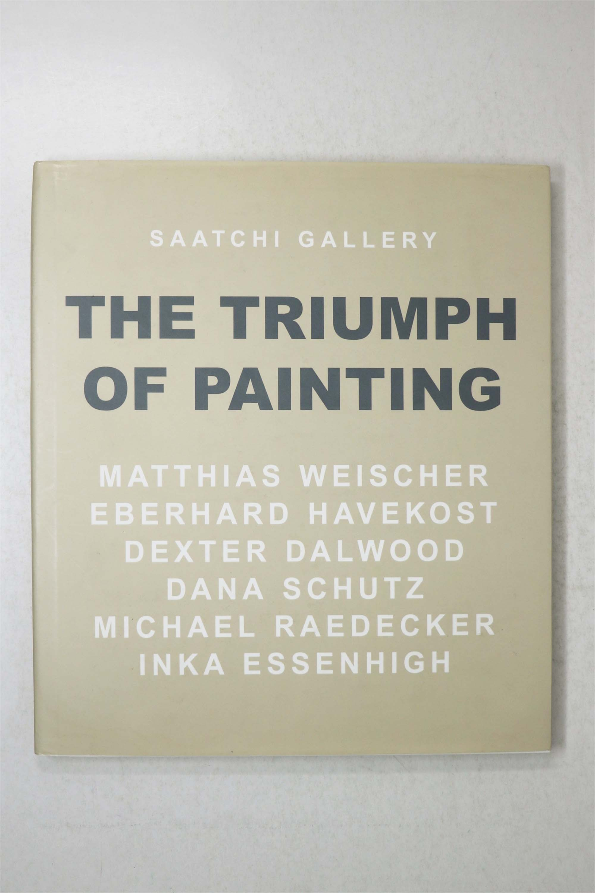 The Triumph of Painting:Saatchi Gallery