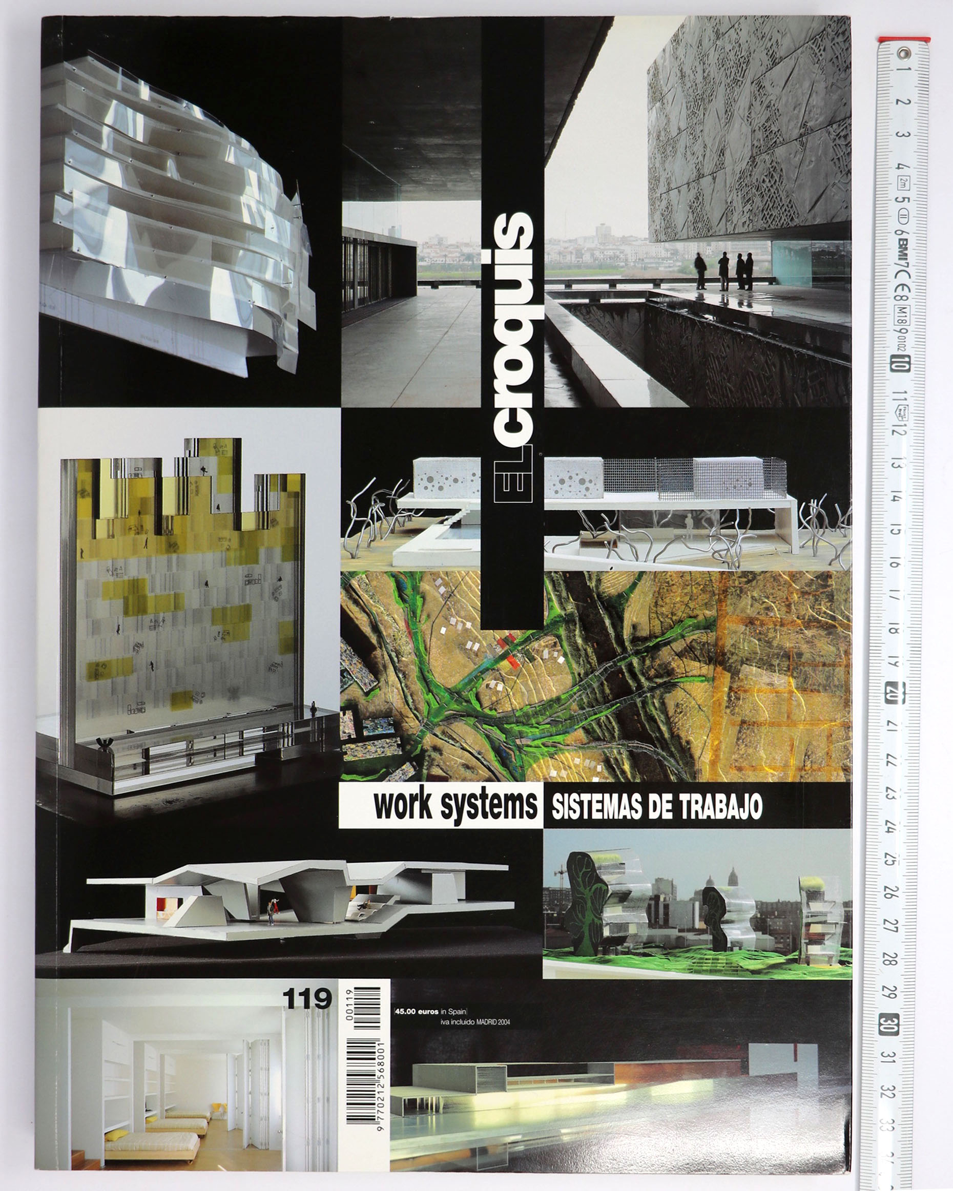 El Croquis エル・クロッキー 119 2004 1 Works Systems